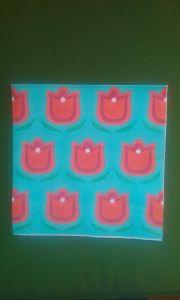 tulipan servilletas