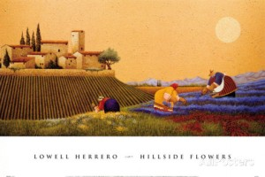 lowell-herrero-hillside-flowers