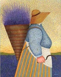 reproduction-oil-painting-Art-on-canvas-Lowell-Herrero-High-quality-oil-painting-Contemporary-Art