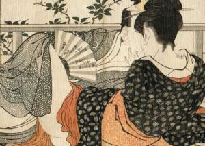 abanicos japón historia