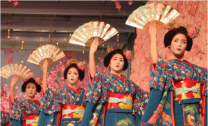 abanicos japonesas 2