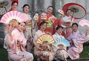 abanicos japonesas