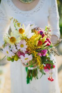 flores que unen ramo