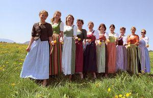 austria vestidos