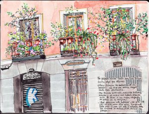 balcones madrid