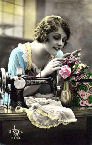 correa banda maquina coser antigua vieja pedal baul costureras arreglar componer