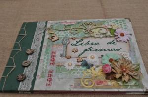 cuaderno de firmas