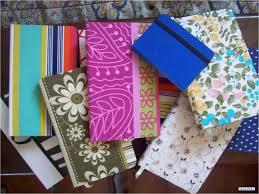cuadernos de flores