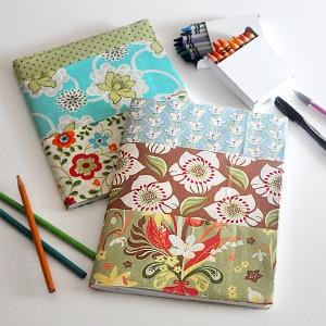 cuadernos flores dos