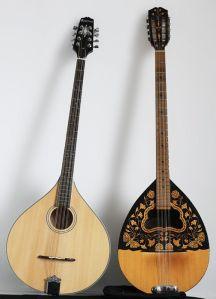 guitarra bouzuki grecia