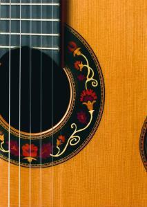 guitarra flores 3