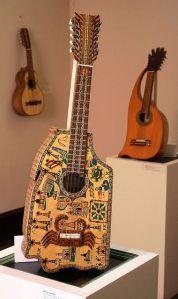 guitarra puerto rico