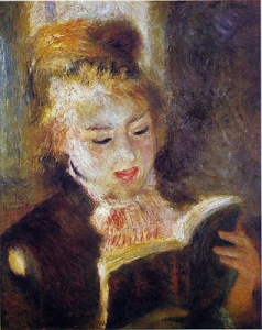 leyendo renoir