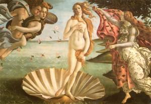 Afrodita nacimiento 2