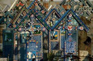 cementerio alegre de rumanía