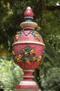 cerámica sevilla parque Mª Luisa
