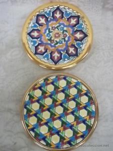 cerámica sevilla platos