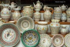 cerámica sevilla