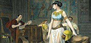 Cleopatra historia