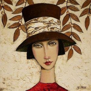 flores y sombrero 2