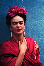 Frida bouganwillias