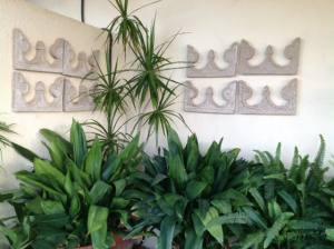 jardín mercedes aspidistras