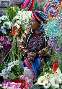 mercado flores guatemala