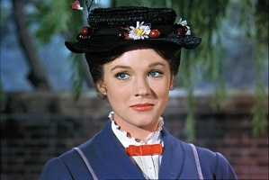 sombrero de mary Poppins