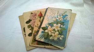 tarjetas antiguas 2
