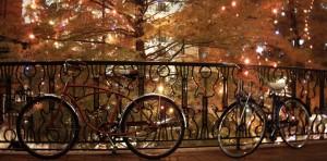 bicis en navidad