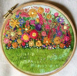 bordado garden
