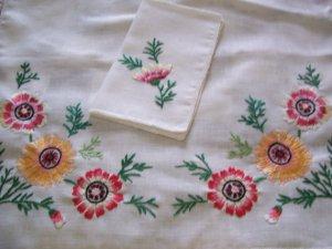 bordados mantel