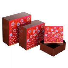 cajas rojas