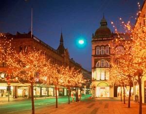 ciudades navidad