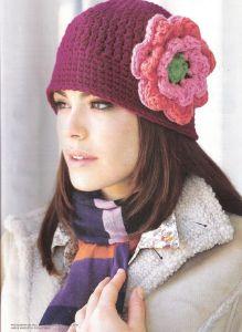 crochet+gorros