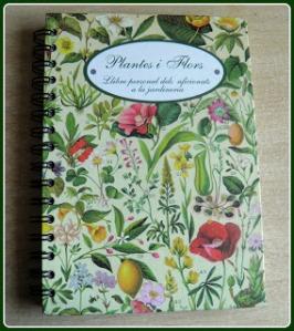 cuaderno jardineros
