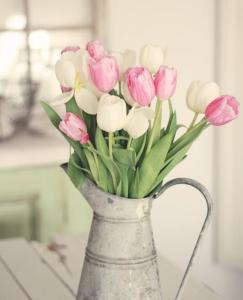 deco flor tulipán