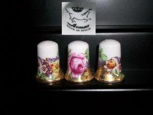 dedal flores colección 2