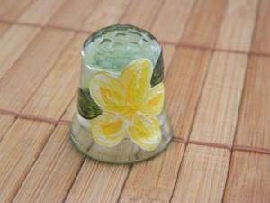 dedal flores cristal
