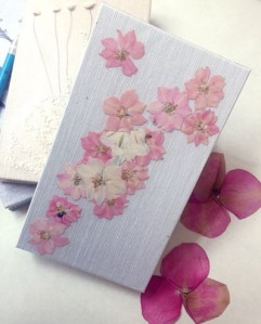diarios flores secas