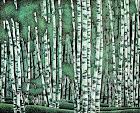 dibujo árboles