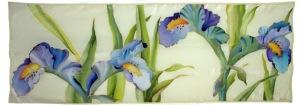dibujo flores lirios 4