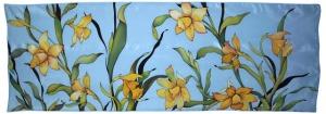 dibujo flores narcisos