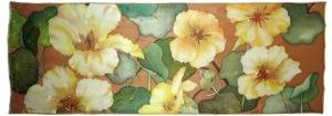 dibujos flores capuchinas
