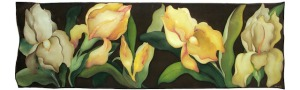 dibujos flores lirios