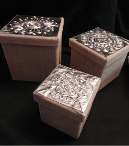estaño tres cajas