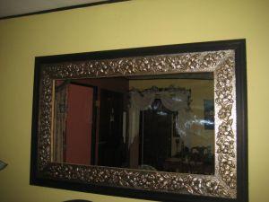 estaño espejo