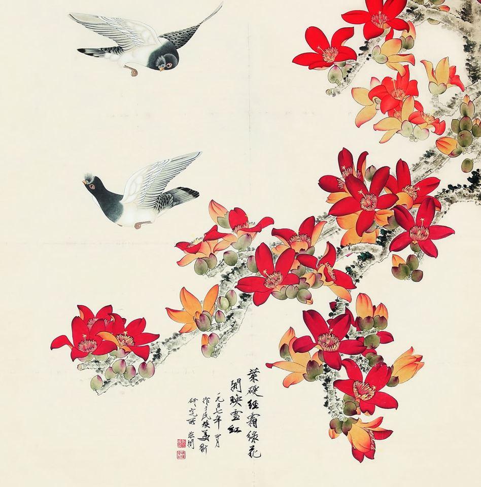 De c dices y herbarios creciendoentreflores - Rosas chinas ...
