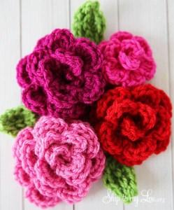 flores ganchillo 3