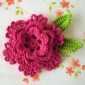 flores ganchillo 4